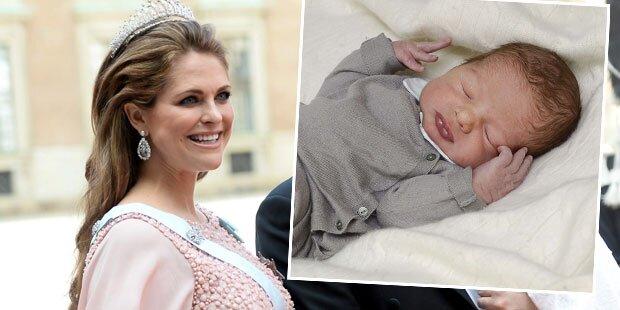Madeleine-Baby: Das bedeutet der Name