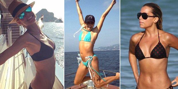 Wer ist der heißeste Bikini-Star 2015?