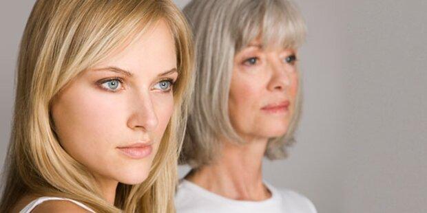 So altert unsere Haut im Laufe von 30 Jahren