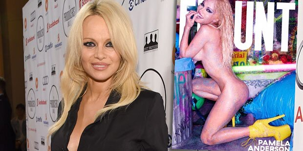 Pamela Anderson: Nackt mit 48
