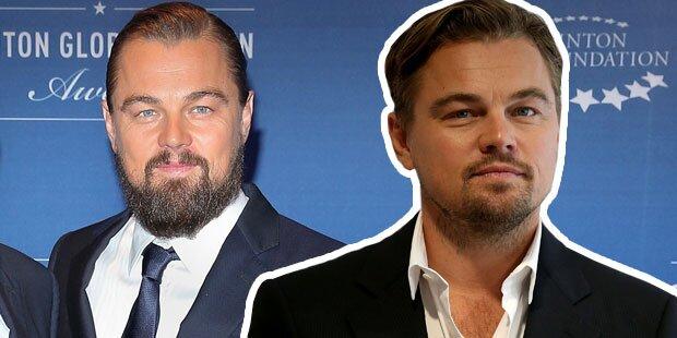 Wie sieht Leo DiCaprio besser aus?