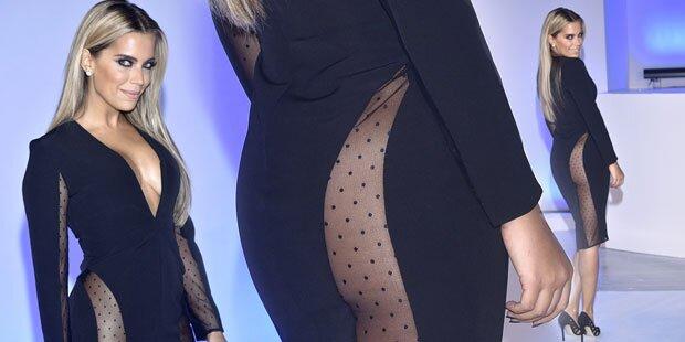 Sylvie Meis enthüllt ihr sexy Popöchen