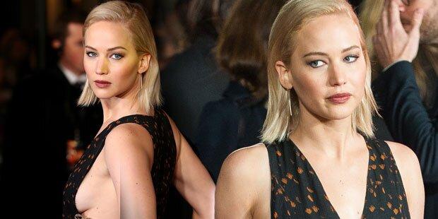 Jennifer, wolltest du so viel zeigen?
