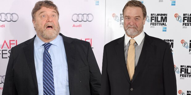 John Goodman ist 45 Kilo leichter