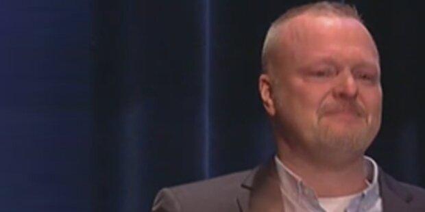 Raab: Tränenreicher Abschied von TV Total
