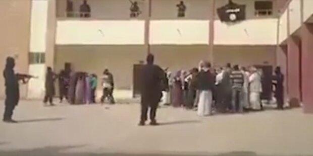 Schockvideo zeigt, wie ISIS Frauen versklavt