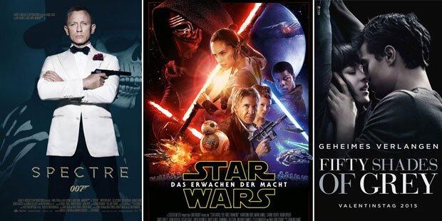 Star Wars & Co.: Die größten Blockbuster
