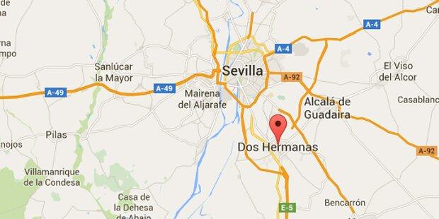 Spanier 20 Jahre in Taubenschlag gefangen