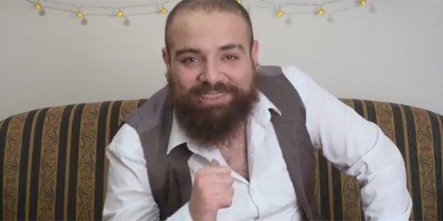 Ein Flüchtling wird zum YouTube-Star