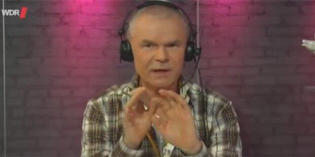 Mitten in Sendung: Anruferin live am Telefon verprügelt?