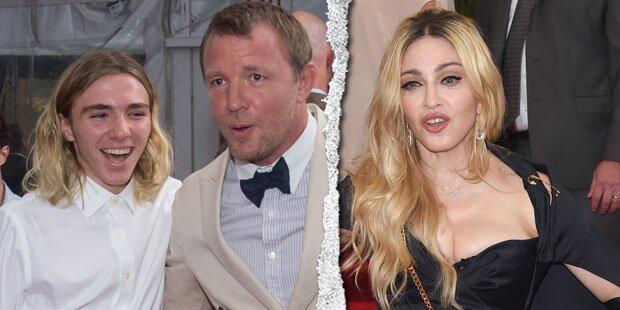Madonna kämpft weiter um Sohn