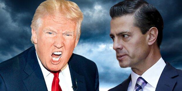 Mexiko-Präsident vergleicht Trump mit Hitler
