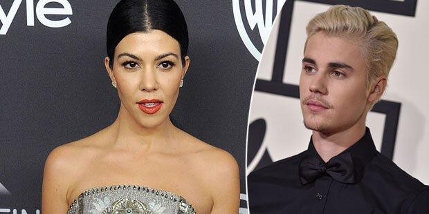 Ein Bieber-Baby für Kardashian?