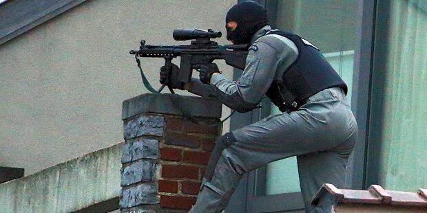 Terrorrisiko wird nicht sinken