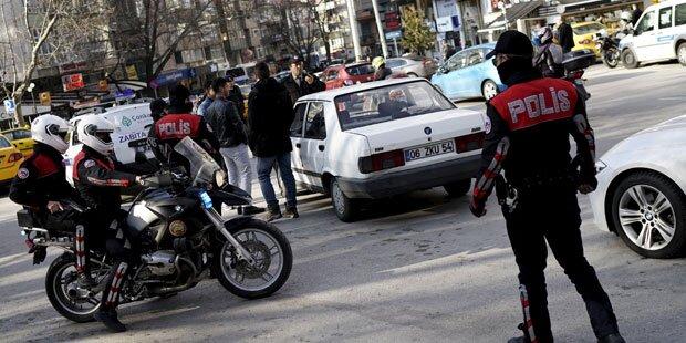 Unbekannter erschoss zwei Männer in Ankara
