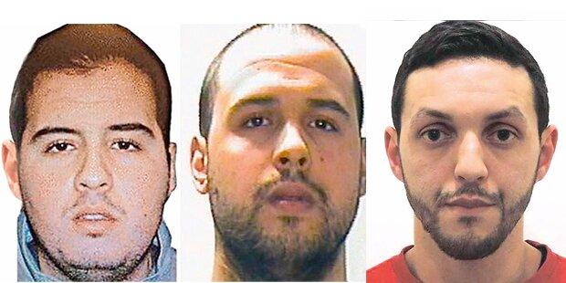 Brüssel-Attentäter kamen über Balkanroute