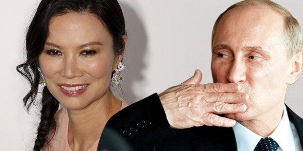 Sie soll Putins neue Liebe sein
