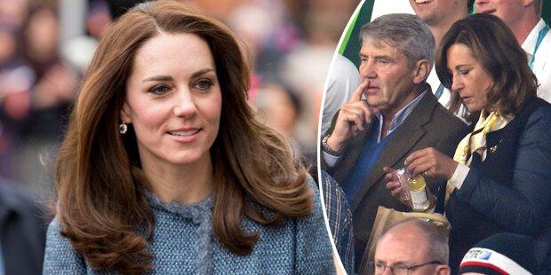 Herzogin Kate: Sorge wegen Ehekrise