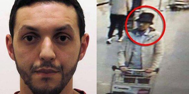 Belgien: Insgesamt 5 Terrorverdächtige festgenommen