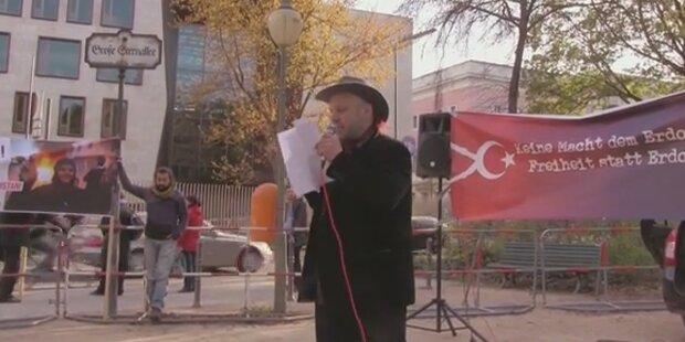Piraten-Chef wegen Erdogan-Kritik festgenommen