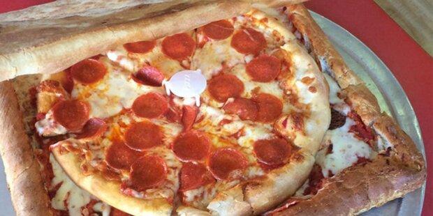Die kalorienreichste Pizza der Welt