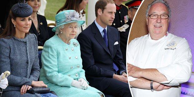 Kate & Will: Ex-Koch der Royals packt aus