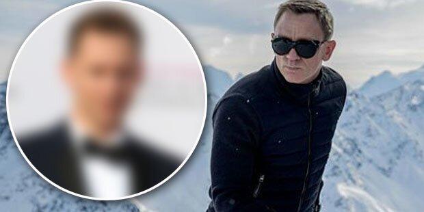 Wird ER der neue James Bond?