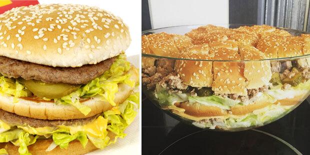 Lust auf einen Big Mac-Salat?