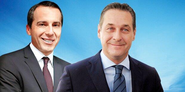 Rot-Blau: FPÖ nimmt Flirt an