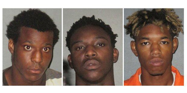 Attentat auf Polizisten geplant: Drei Festnahmen