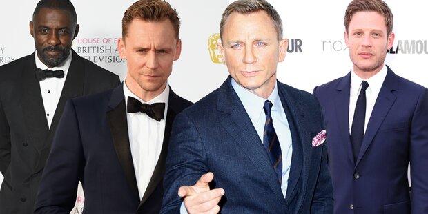 Wer wird der nächste James Bond?