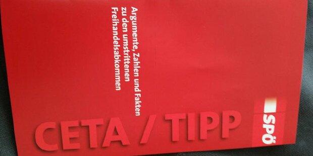 SPÖ blamiert sich mit Infobroschüre