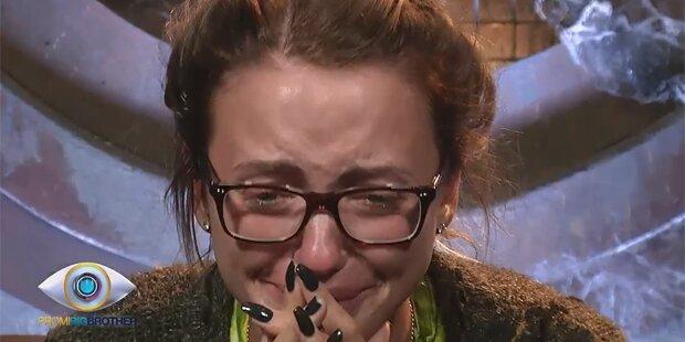 Cathy Lugner: Tränen-Auftritt kurz vor Finale