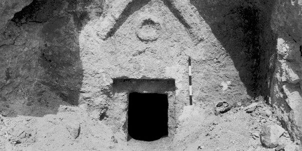 Hier soll Jesus begraben worden sein