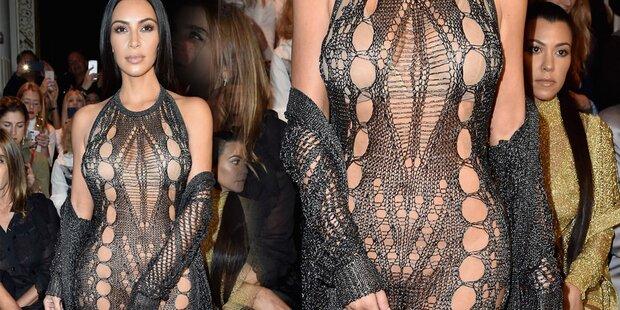 Kardashian: Viel nackter geht nicht