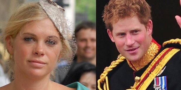 Heiratet jetzt Prinz Harry seine Chelsy?