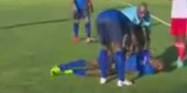 Fußball-Teenager stirbt nach Traumtor
