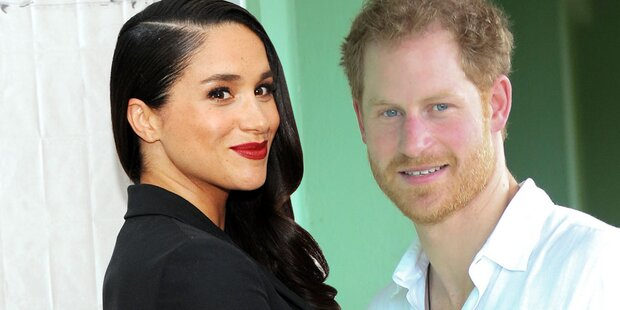 Prinz Harry: Silvester mit Meghan