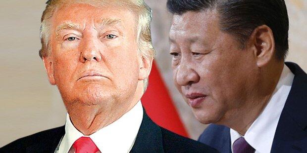 China rüstet sich für Krieg gegen USA