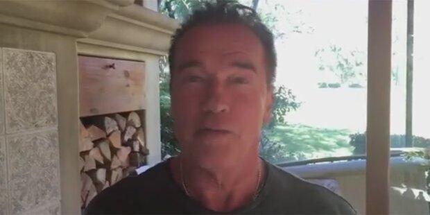 Schwarzenegger kontert Trump in