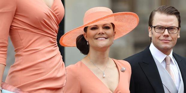 Victoria von Schweden endlich schwanger?