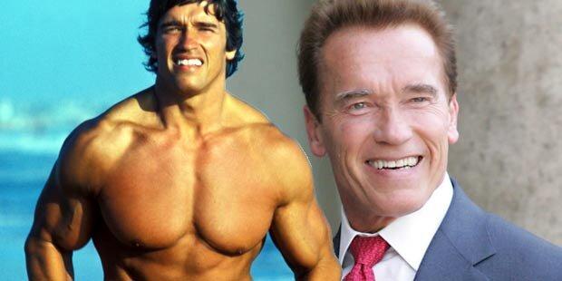 Arnie: Vom bösen Buben zum Governator