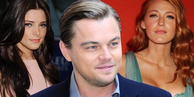 Leo DiCaprio flirtet sich durch Hollywood