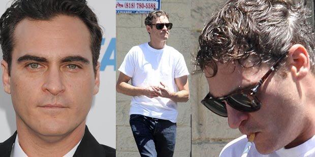 Was ist bloß mit Joaquin Phoenix los?