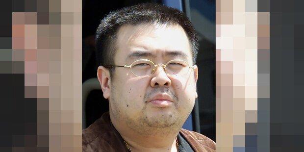 Leiche von ermordetem Kim-Bruder wird konserviert