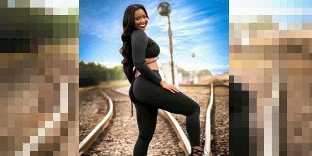 Schwangere während Fotoshooting von Zug erfasst - tot