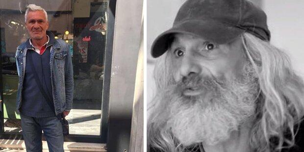 So wurde dieser Obdachlose zum Hipster