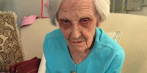 101-Jährige erklärt ihr Geheimnis
