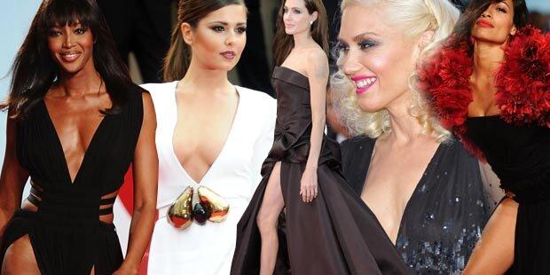 So viel zeigen die Stars in Cannes