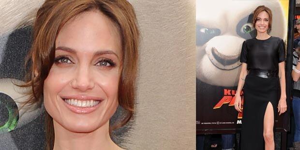Angelina Jolie lässt